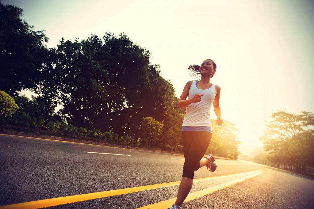 millennial running