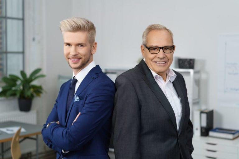 family businessmen