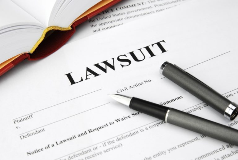 lawsuit form