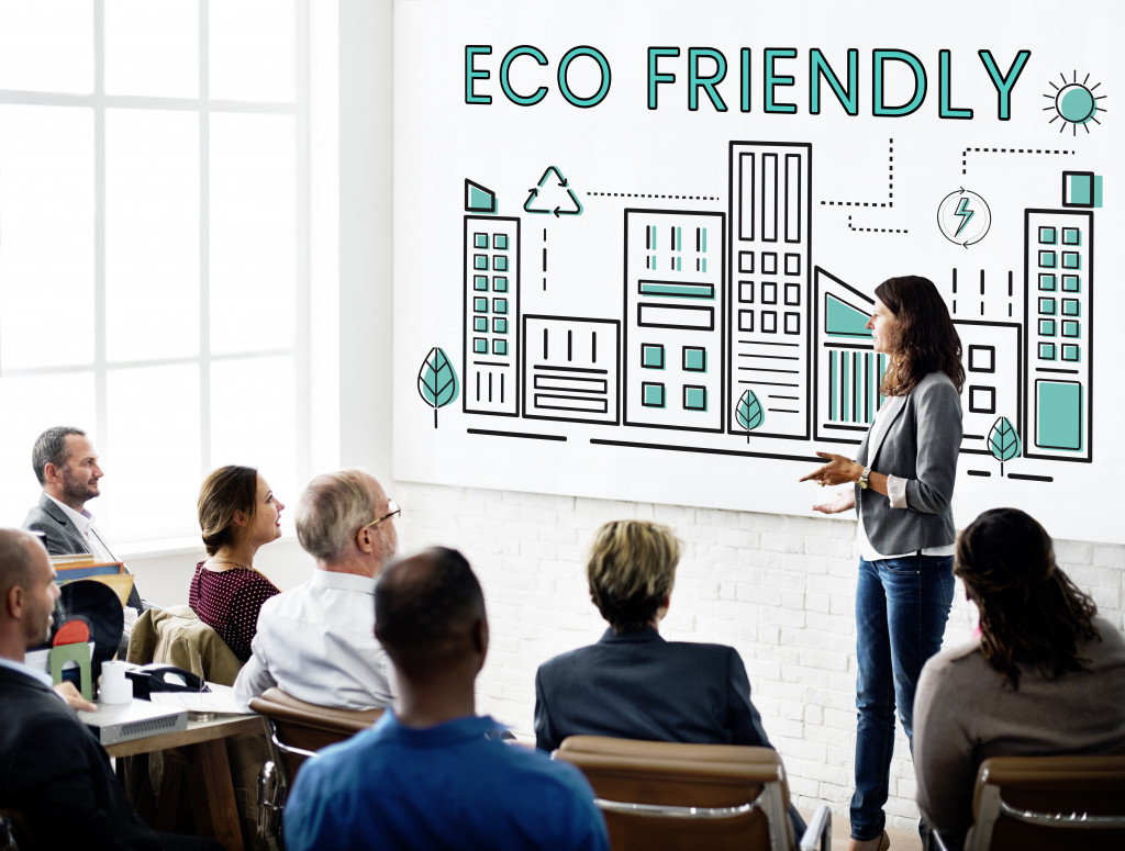 eco friendly presentation