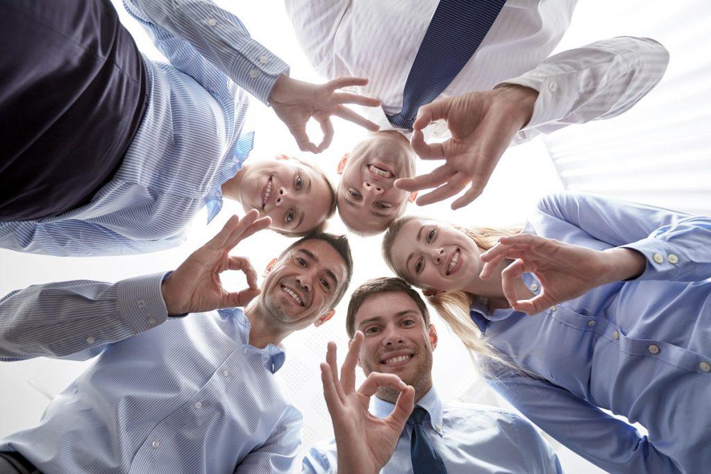 happy workforce